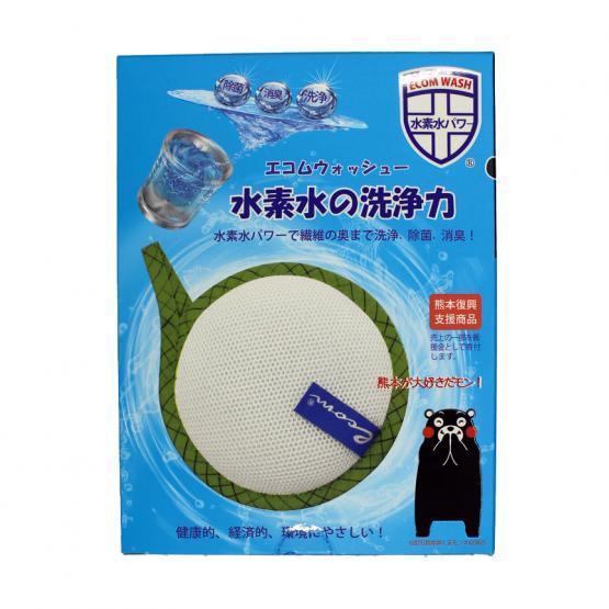 日本ECOM – ECO WASH 水素水洗衣袋