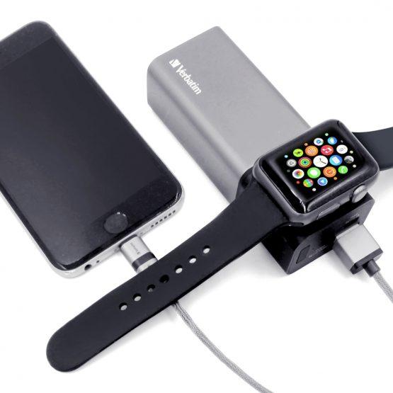 Verbatim Apple Watch 6700mAh Power Bank