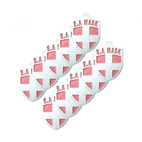 Ecom 第5代 EA Mask健康勳章(10個裝)