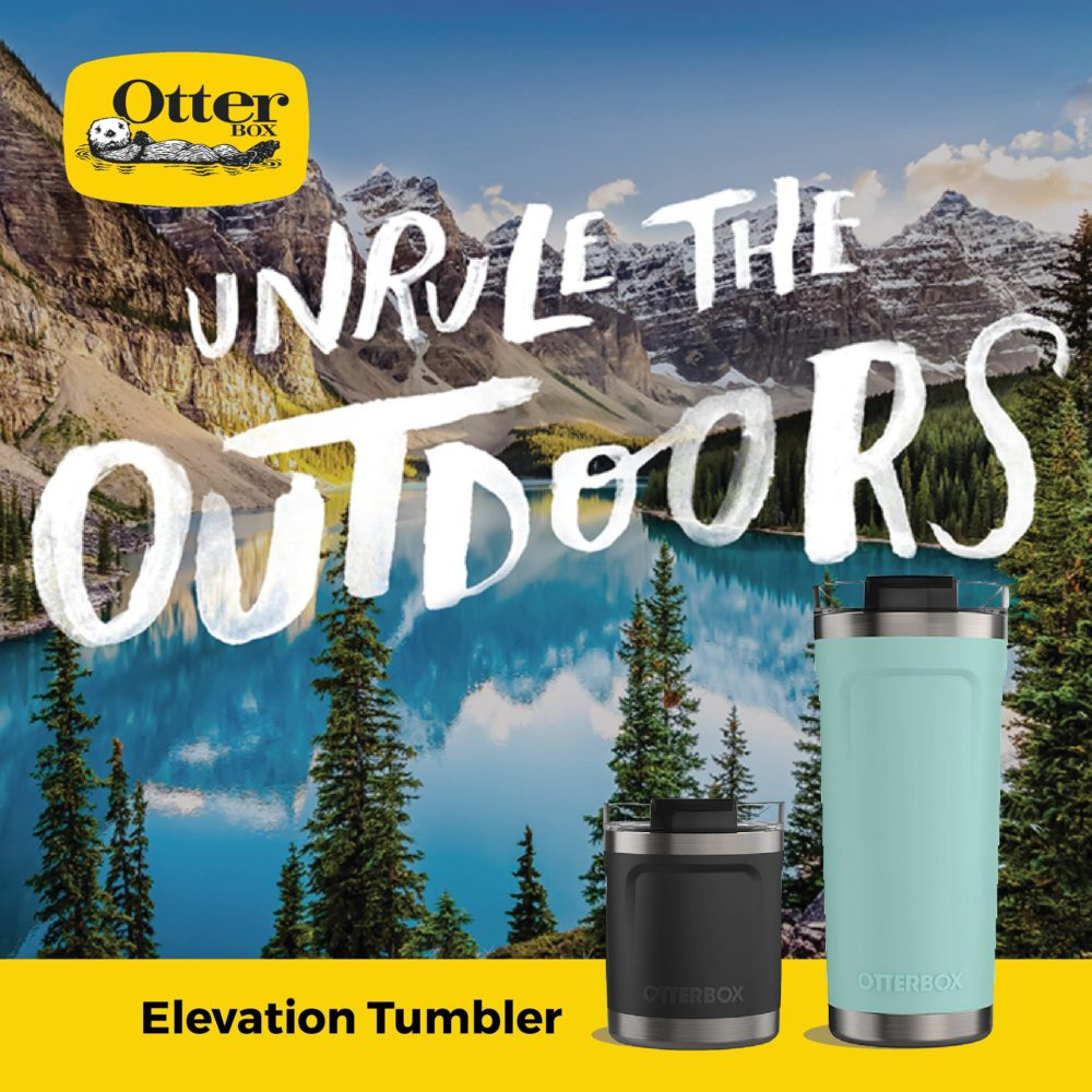 Otterbox 16oz Elevation Tumbler不銹鋼隨行保溫杯