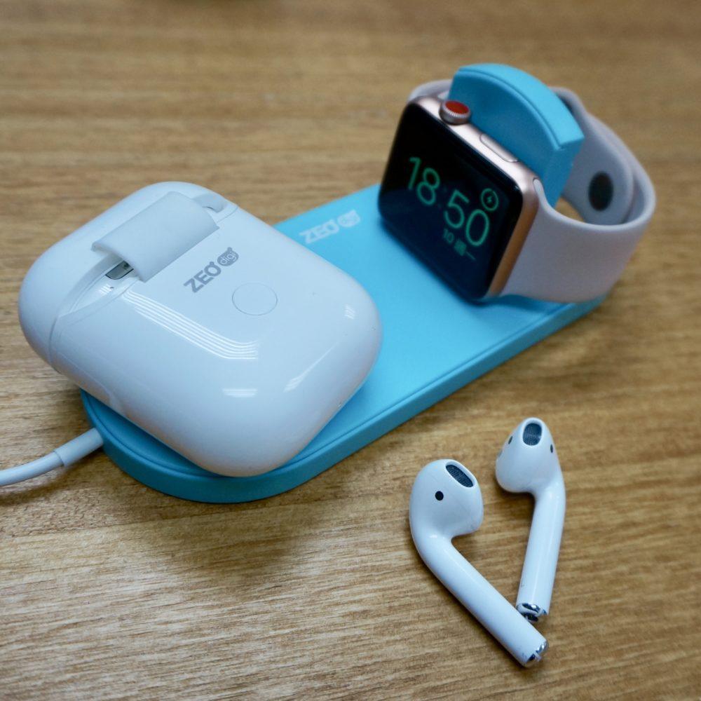 ZEOdigi Nextpods 無線充電盒