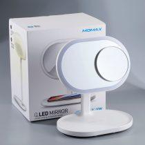 Momax QLed Mirror 多用途化妝鏡-香港行貨