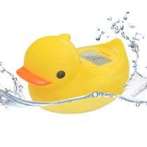 日本Dretec Duck's Gar-kun 數字浴溫度計
