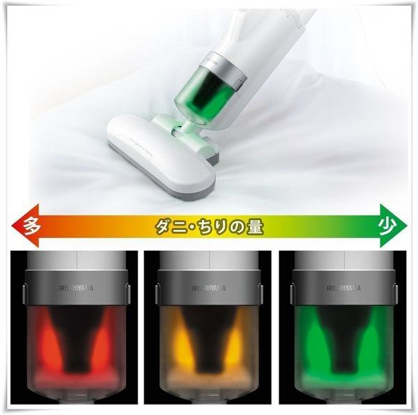 IRIS OHYAMA FAC3 超輕量除塵蟎吸塵機