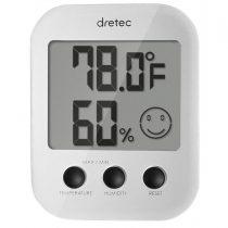 日本 Dretec 電子溫度濕度計