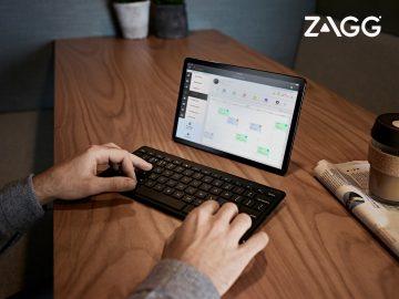 Zagg Wireless Keyboard Full-Size Bluetooth 無線鍵盤