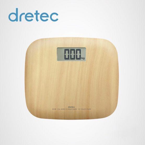 Dretec BS-171 木紋體重磅