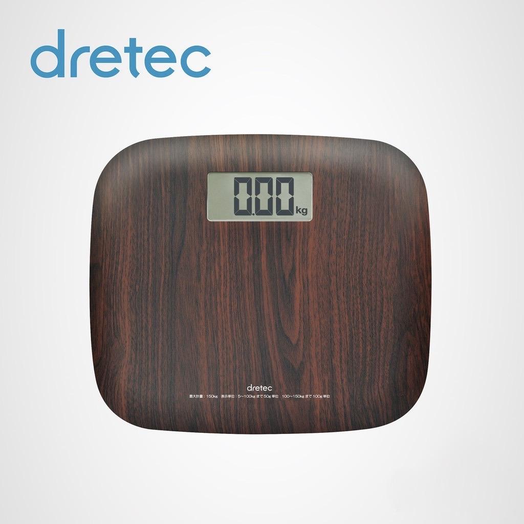 Dretec BS-171 木紋體重磅-6