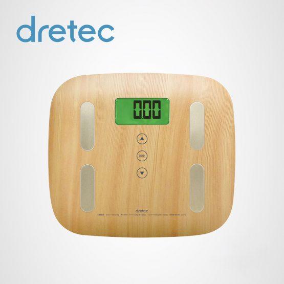 Dretec BS-244 體重體脂磅
