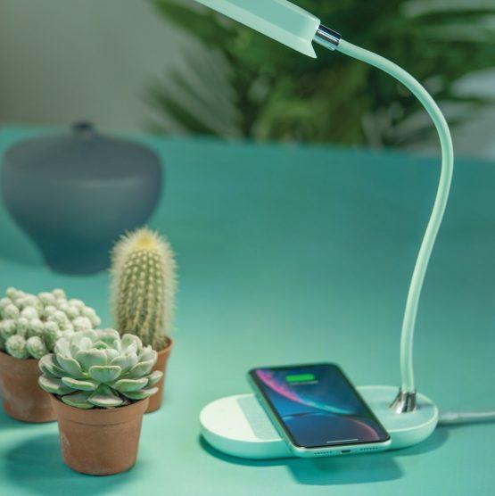 Momax QL5 Q.LED Flex 無線充電座檯燈 (10W)