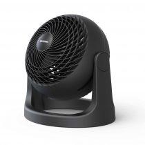 IRIS OHYAMA HE18 靜音空氣循環風扇 黑色